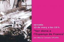 Ser dona a l'Espanya de Franco