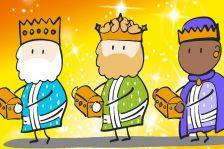 Cavalcada reis