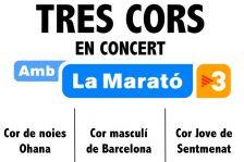 Concert solidari marató