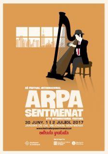 8a edició Festival Internacional d'Arpa de Sentmenat