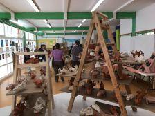Taller d'Art, projecte artístic adreçat a les escoles