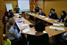 Reunió de la comissió que elabora el Protocol