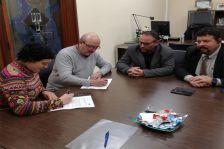 Acord entre l'Ajuntament i Sentmenat Empresarial