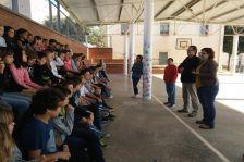 Presentació projecte Regidora Ensenyament