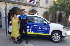nou cotxe policia