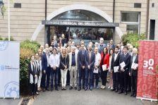 El Vallès Occidental va fer ahir una aposta conjunta per la indústria amb l'aprovació d'un nou paquet de mesures i d'accions concretes fruit de la concertació entre els diferents agents del territori. S'ha acordat i signat una estratègia conj
